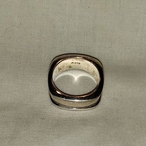 Jewelry - Ring sterling silver